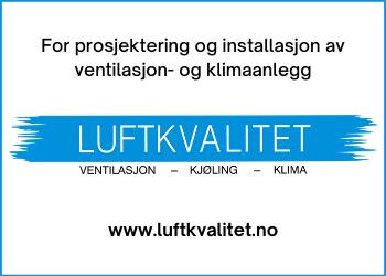 Luftkvalitet AS - ventilasjonsentreprenør
