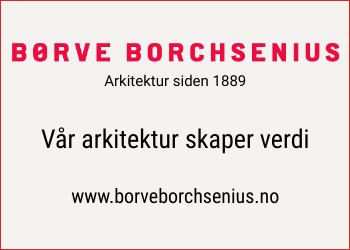 Børve Borchsenius - Norges eldste arkitektkontor