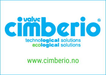 Cimberio er hittil første selskap i verden med Produkt-spesifikk Type III EPD som omfatter hele ventilproduksjonen fra Cimberio.