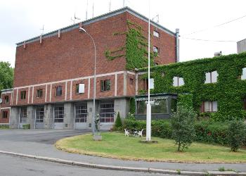 Klart for rehabilitering av Briskeby brannstasjon