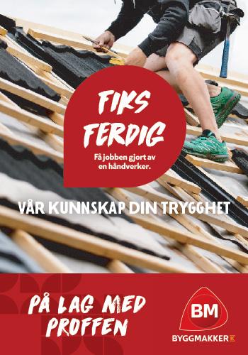 Byggmakker Steinkjer - Nærøysund Arena
