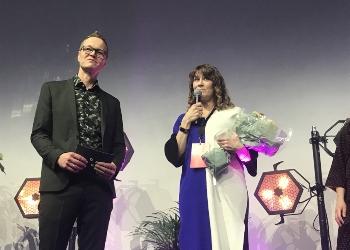 Jacob-prisen til Runa Klock