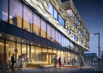 Bygger nytt kulturkvartal i Vestby
