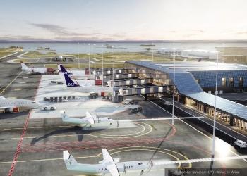 Viktig milepæl nådd for ny lufthavn Bodø: Forprosjektet godkjent