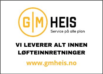 GM heis AS |Heiser og løfteinnretninger