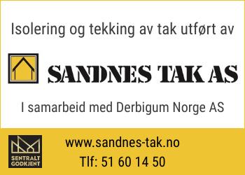 Sandnes Tak AS - Mesterbedrift