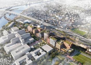 Drammen Helsepark blir Europas mest komplette helsepark