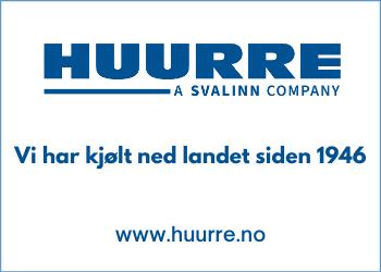 Huurre Norway Spesialist på å bygge og montere effektive og robuste kjølerom og fryselager som fungerer