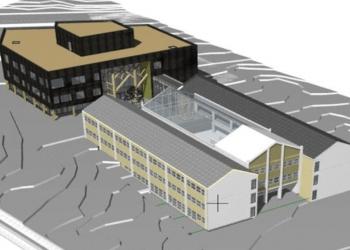 Hadsel VGS|Norske Byggeprosjekter