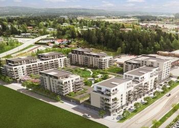 Skårersletta Kvartal |Norske Byggeprosjekter