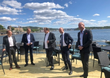 Vil bygge ny Milliardindustri i Norge