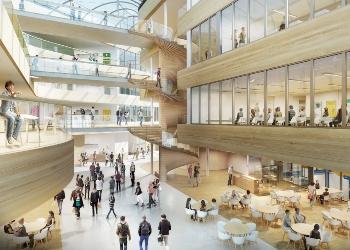 Nye Horten VGS|Norske Byggeprosjekter
