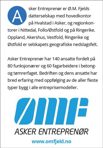 Asker Entreprenør AS|  Bruket Brygge