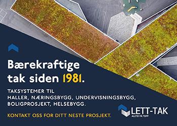 Lett Tak AS| Norske Byggeprosjekter