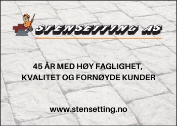 Stensetting AS -  markedets største utvalg i natur- og betongstein