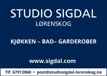 Studio Sigdal - Kjøkken, Bad og garderobe