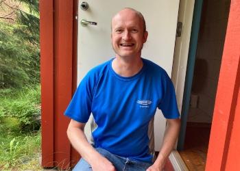 Norges hyggeligste elektriker - Geir Mæhle