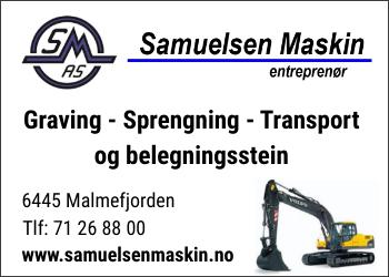 Samuelsen Maskin AS - Sylte Skole