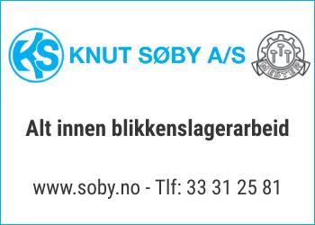 Knut Søby Kobber- og Blikkenslagerverksted A/S i Munkegaten