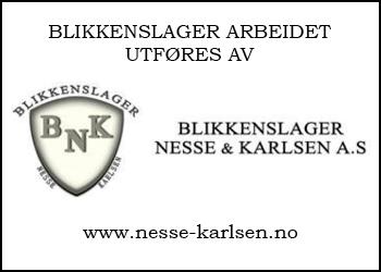 Blikkenslager Nesse Karlsen|Norske Byggeprosjekter