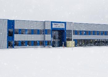 Trox Auranor åpner ny fabrikk