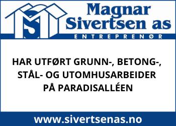 Entreprenør Magnar Sivertsen AS