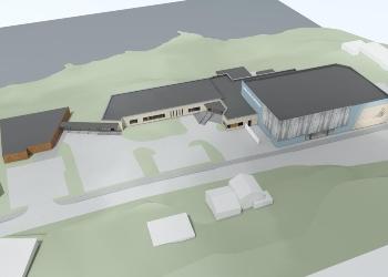 Terråk Skole og flerbrukshall|Norske Byggeprosjekter
