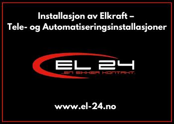 EL 24 - En komplett elektrobedrift på Sunnmøre.