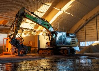 Bygger utslippsfri maskinportefølje
