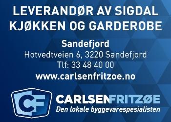 Carlsen Fritzøe har 25 moderne byggevarehus