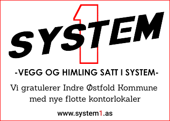 System1 AS - komplette innrednings løsninger til proffmarkedet.
