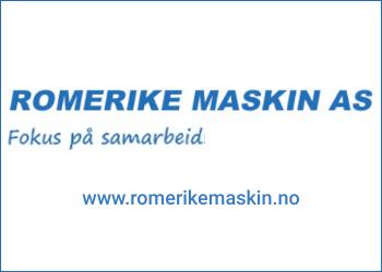 Maskin entreprenør Romerike Maskin AS