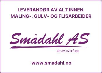 Smådahl AS, tidligere Malermesterfirmaet Smådahl Eduardsen AS,