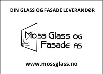 Moss Glass og Fasade