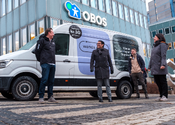 OBOS investerer i lager start-up