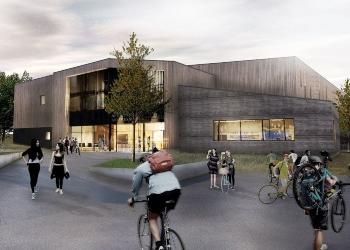 Nye Hoppern Skole og Idrettshall|Norske Byggeprosjekter