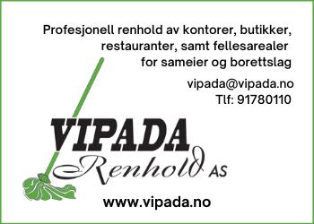 VIPADA RENHOLD AS