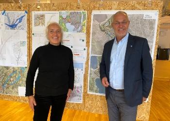 Larvik fyller 350 år -markeres med engasjement, fellesskap og ambisjoner
