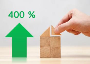 Svanemerkede Bygg i Norden økte med 400%