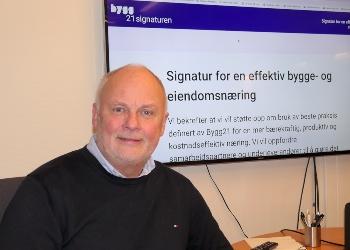 Bygg21-signerte på vegne av 206 medlemsbedrifter