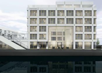 Norges sørligste hotell|Mandal Hotell