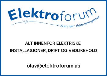 Elektroforum AS - Alt av elektrisk arbeid og service