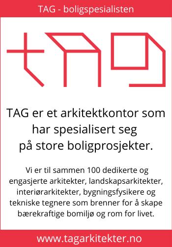 TAG Arkitekter - boligspesialisten