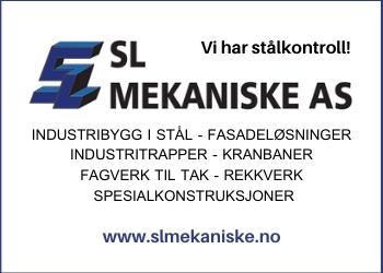 SL Mekaniske| Produksjon og montering av stålkonstruksjoner