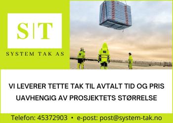 System Tak AS utfører alle typer taktekkeroppdrag i Oslo og Akershus.