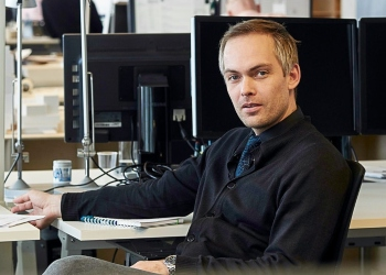 Håvard Slinde Associate Partner, Senior Project Leader, Architect MNAL