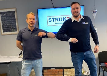 Mimax signerte ny rammeavtale med Strukta