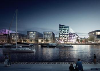 Powerhouse Brattørkaia|Norges første nybygde plushus