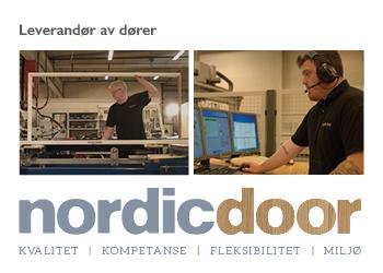 Nordic Door AS - Sylte Skole