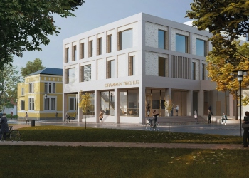 NCC skal bygge nytt tinghus i Drammen